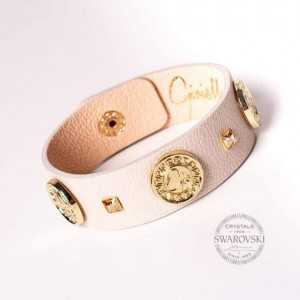 Bransoleta 0191 Gold Cream GSHA